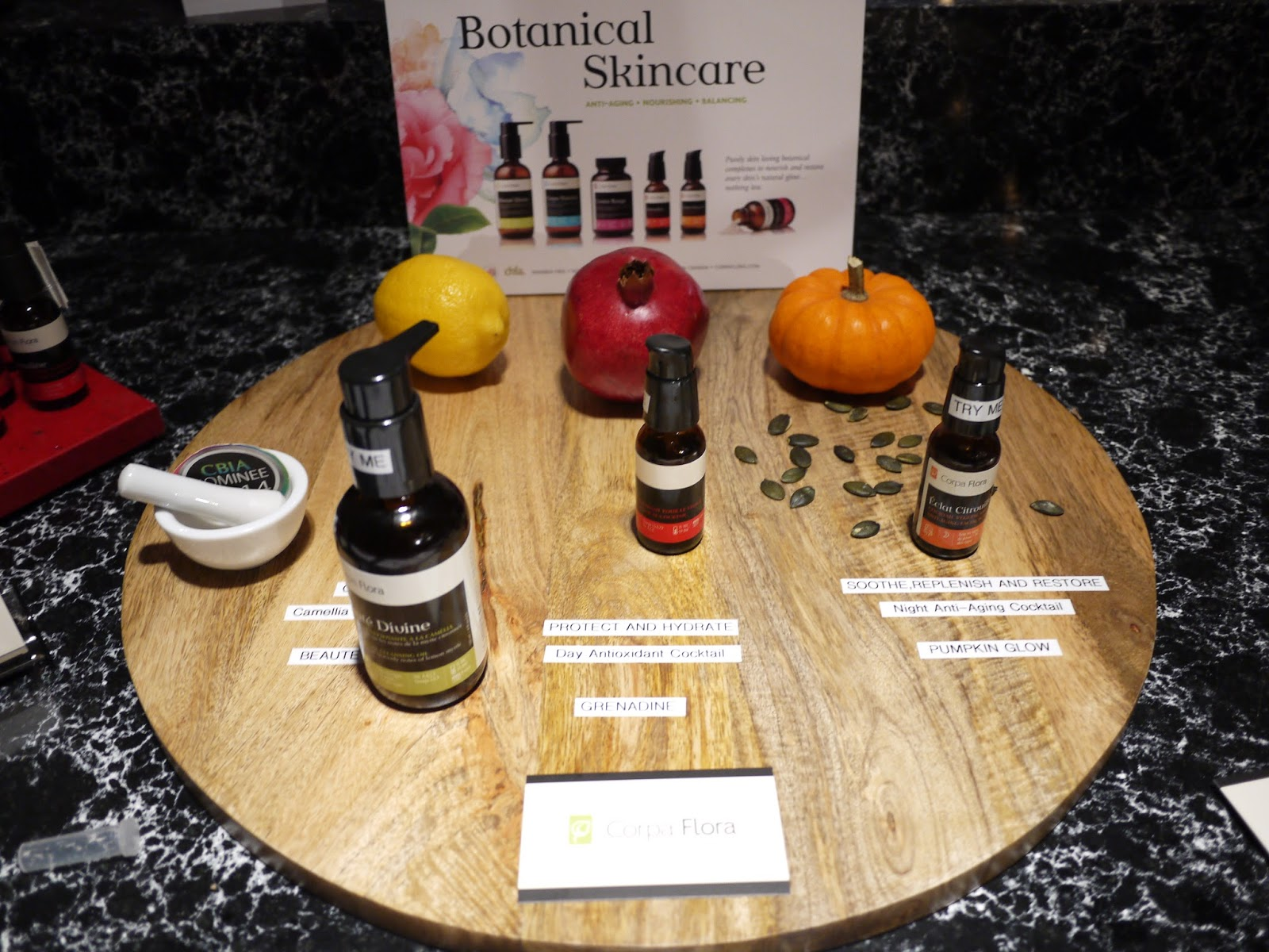 2014 Canadian Beauty Innovations Awards and Beauty Ball cora flora