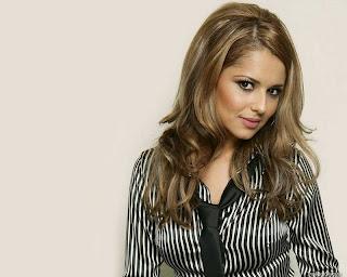 Actress Cheryl Cole