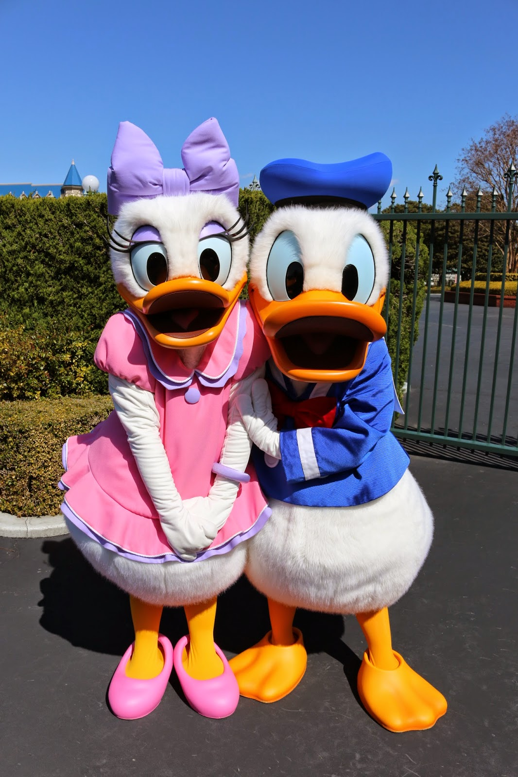 Daisy Duck Baby Clothes