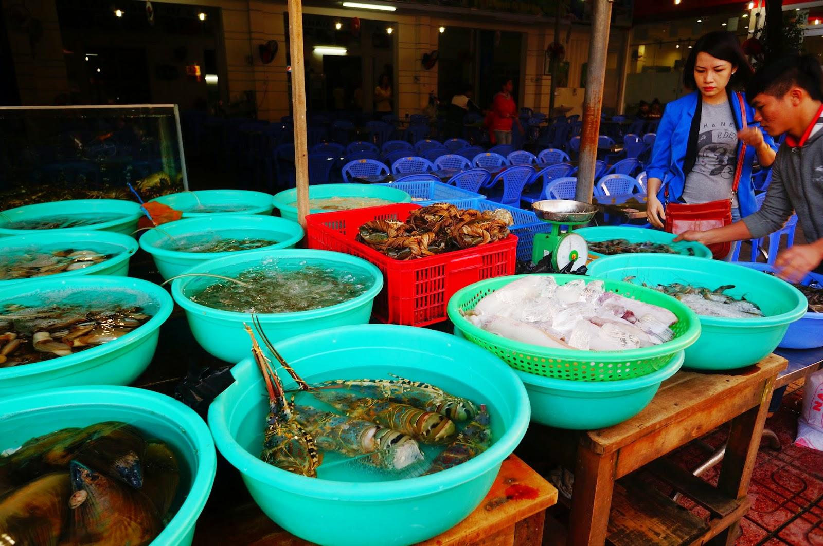 Морепродукты-в-Нячанге