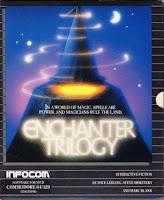 Portada trilogía Encharter