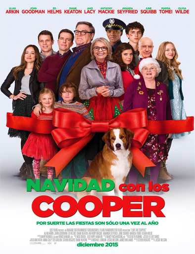 Ver Navidad con los Cooper (Love the Coopers) (2015) Online