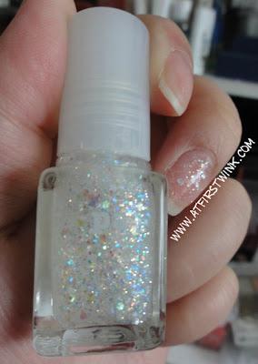 pa nail polish A125