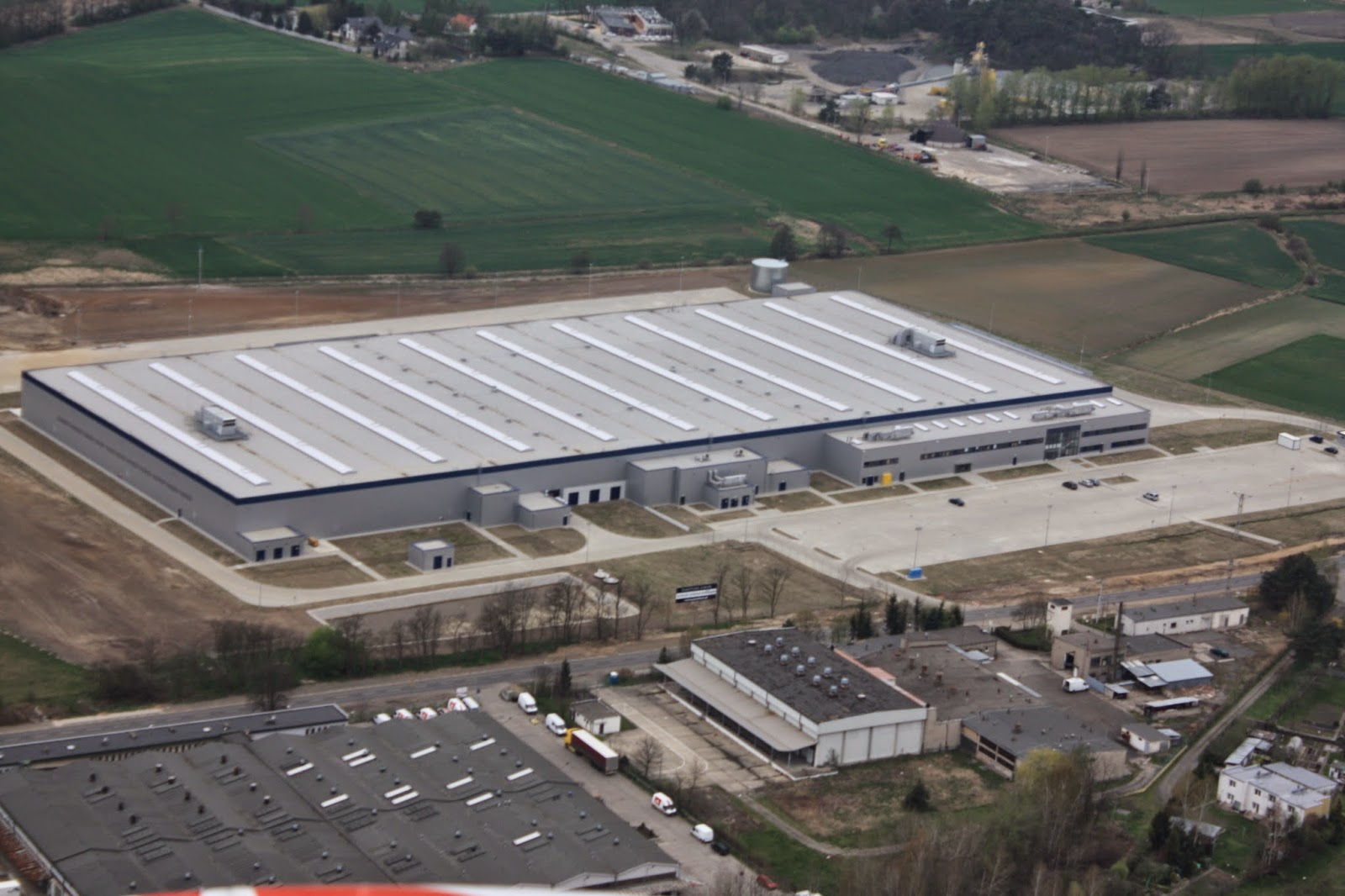 Polaris Poland Manufacturing Plant