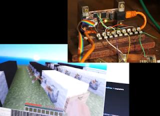 Servidor Minecaft com AVR