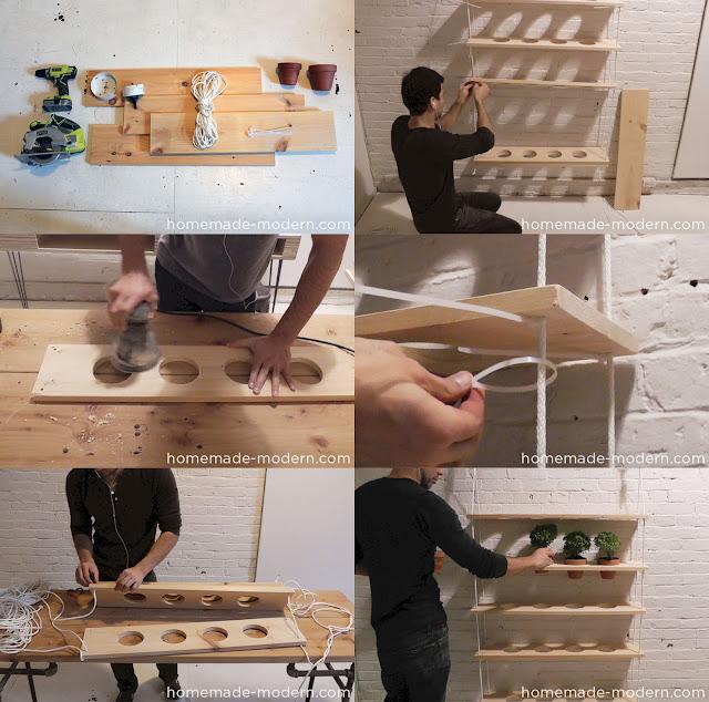 DIY - rosliny w kuchni