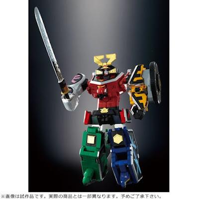 Super Sentai Artisan Shinken-Oh  Shinken2