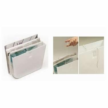 accesorio recogida papel cubo cajon cocina