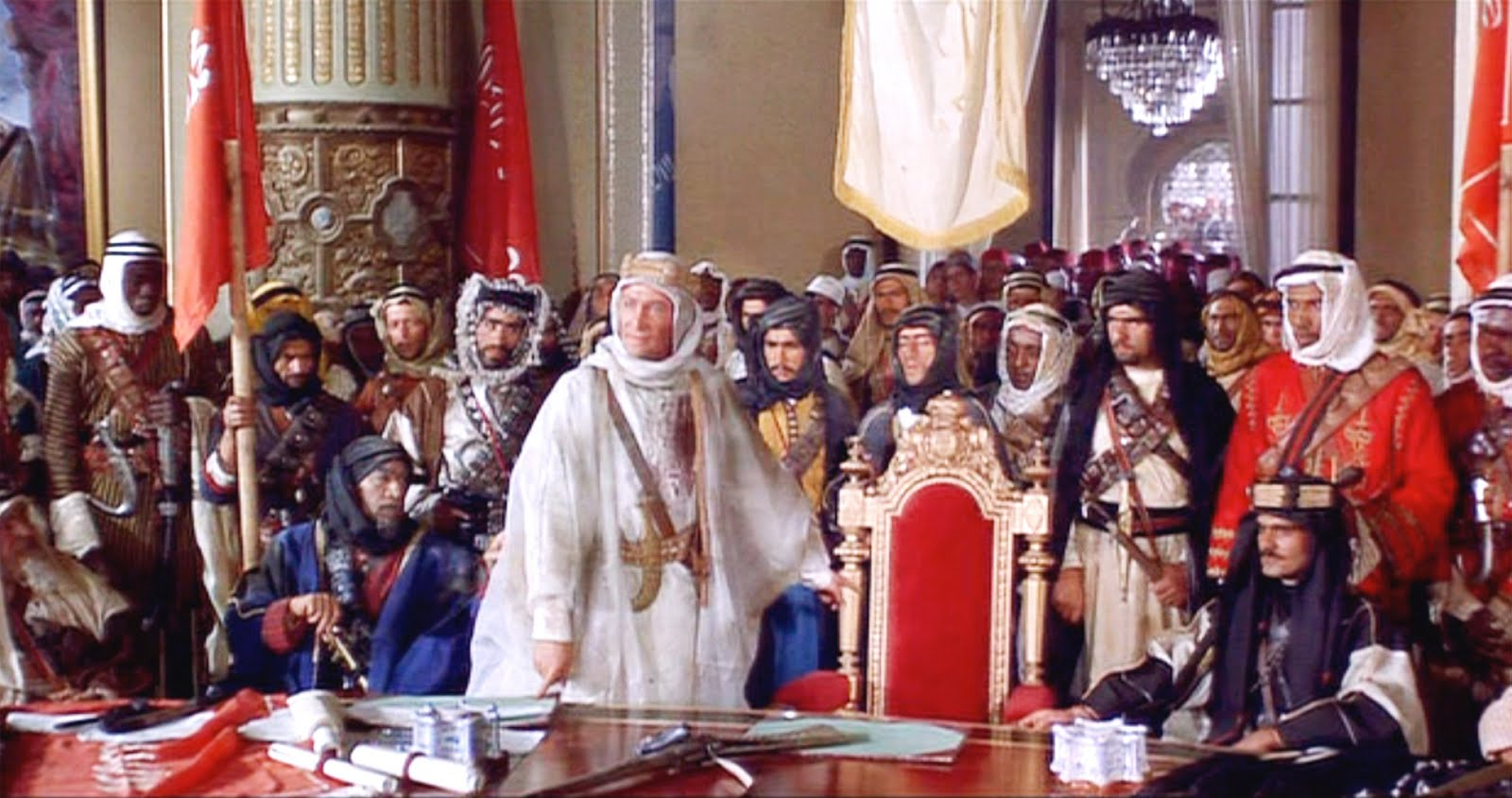 nothing is written a film blog lawrence of arabia seven