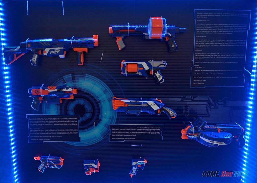 Future Nerf Guns 2014 Nerf elite seriesFuture Nerf Guns 2014