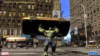 Download Games The Incredible Hulk Libre