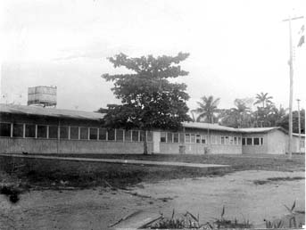 FONTE BOA (AM) - Hospital de Fonte Boa - 1984