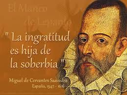 Cervantes y su discurso