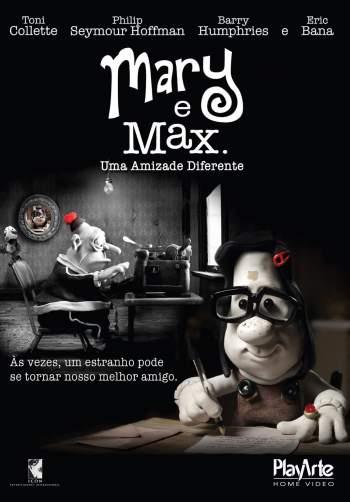 Mary e Max: Uma Amizade Diferente Torrent – BluRay 720p/1080p Dual Áudio