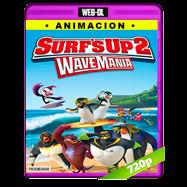 Surf's Up 2: WaveMania (2017) WEB-DL 720p Audio Dual Latino-Ingles