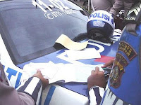 Cara Menghadapi Polisi Ketika Kena Tilang