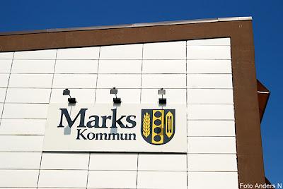 Mark, Marks kommun, kommunhus, Mark Levengood, Kinna, Skene