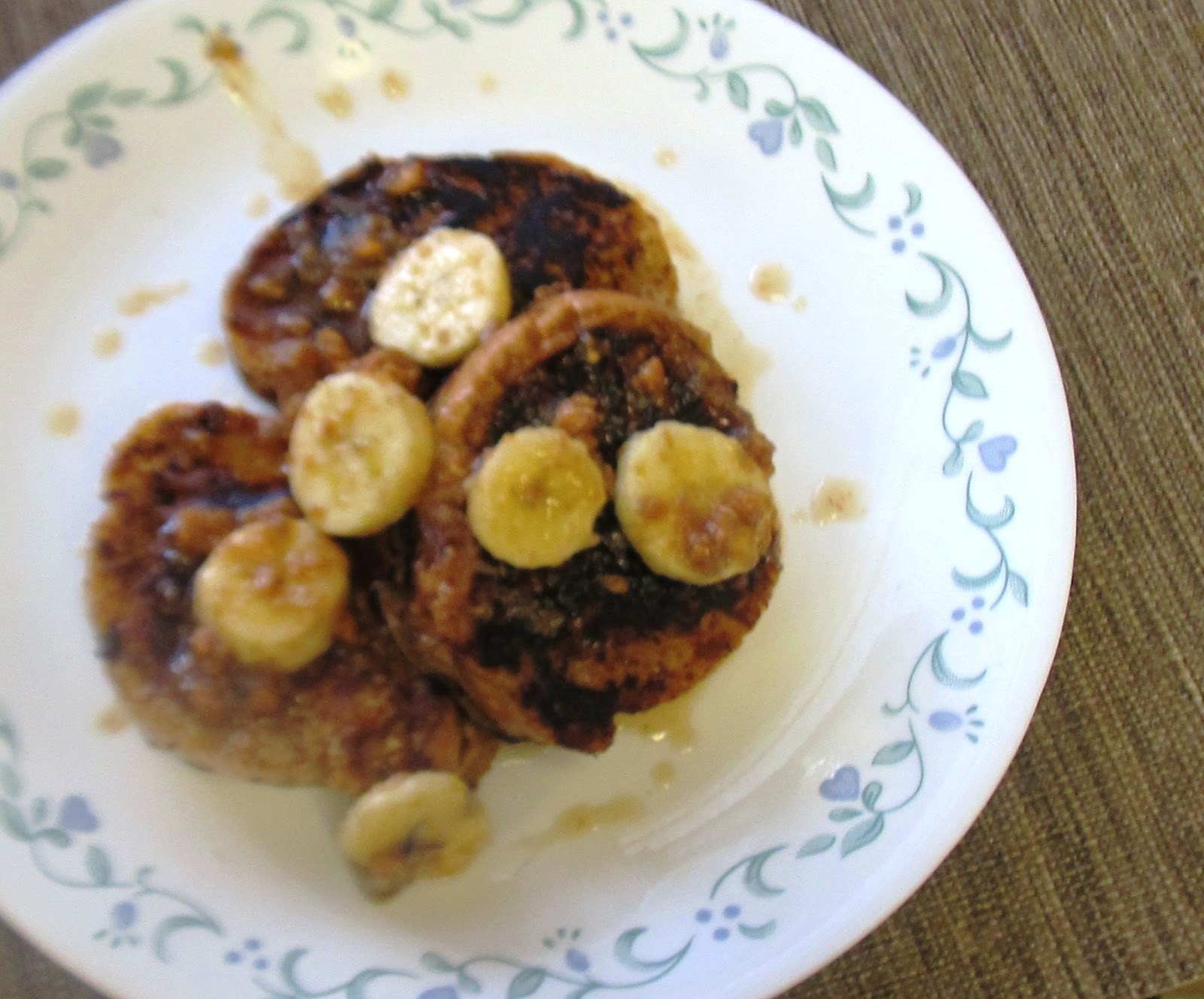 ... Healthy & Low Calorie: Peanut Butter Bananas Foster French Toast