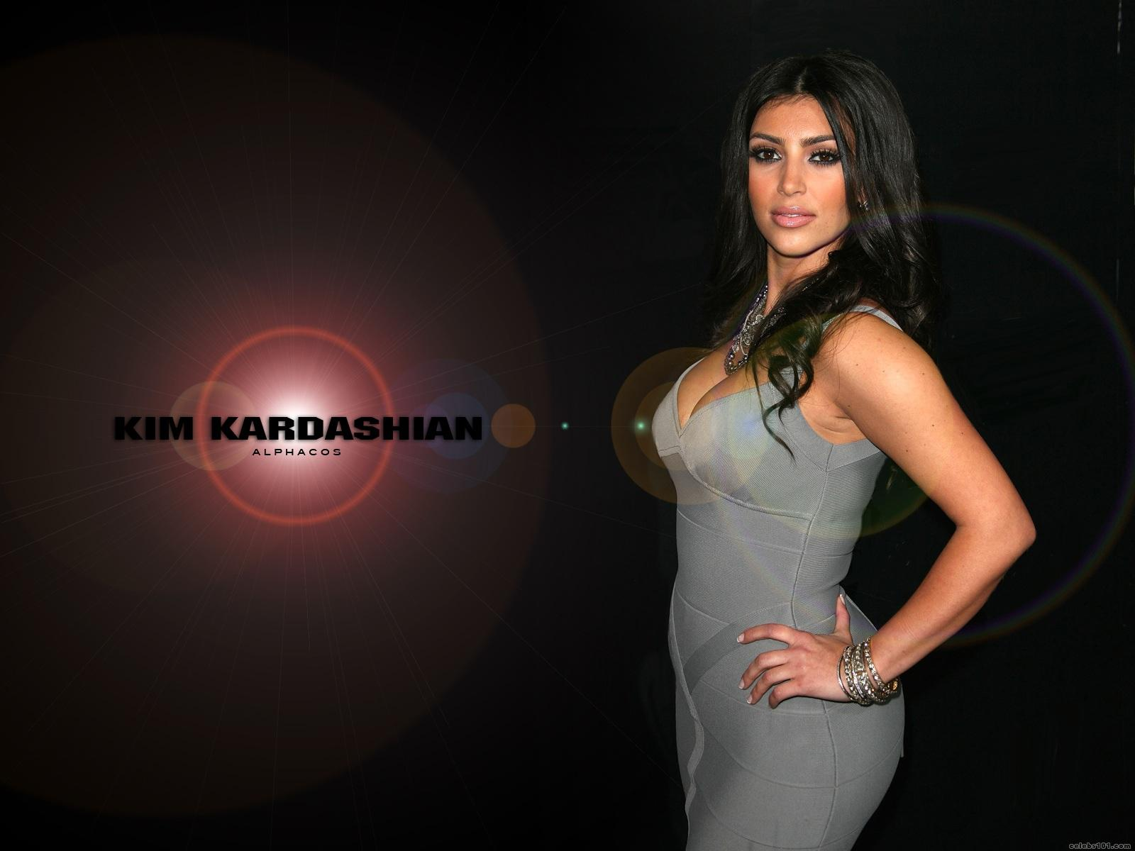 Kim Kardashian Wallpapers