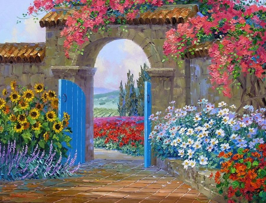 Pintura moderna y fotograf a art stica cuadros modernos para recibidores entradas o halls - Cuadros para recibidores ...