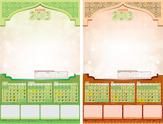 Kalender 2013 Exlusive edition siap pakai ~ DOWNLOAD TEMPLATE KALENDER