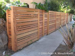 Деревянный забор. Фото 68