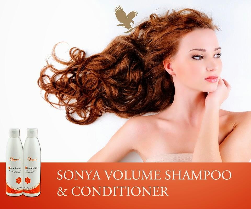 Thành phần Sonya® Volume Shampoo Dầu gội dưỡng tóc