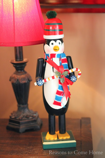 Penguin Nutcracker