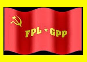 Sitio Oficial REBELDEFuerzas Populares de Liberación Farabundo Martí FPLFM GPP-GPL click a bandera
