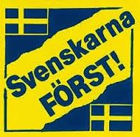Svenskarna Först