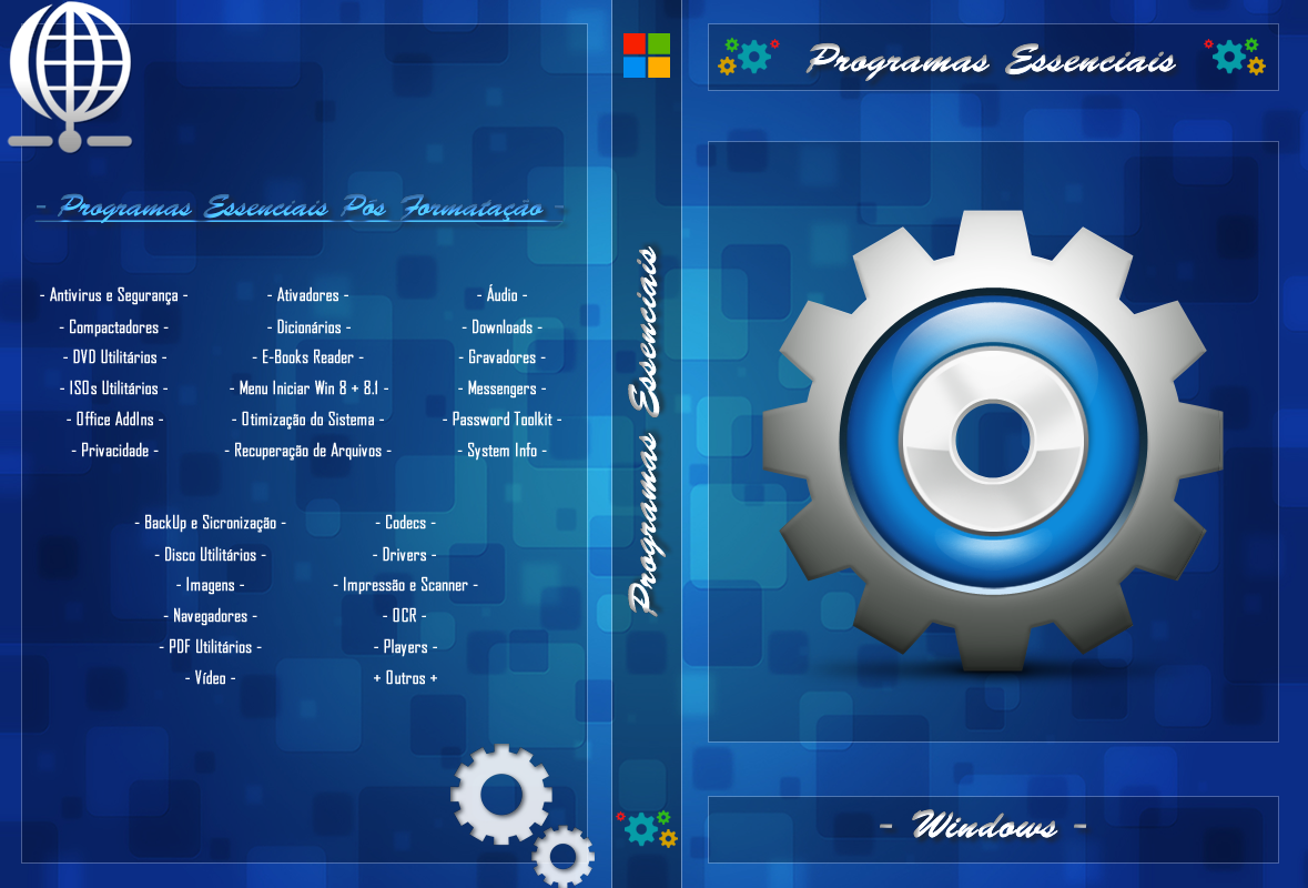 Download Programas Essenciais 2014 x86/x64 MULTI