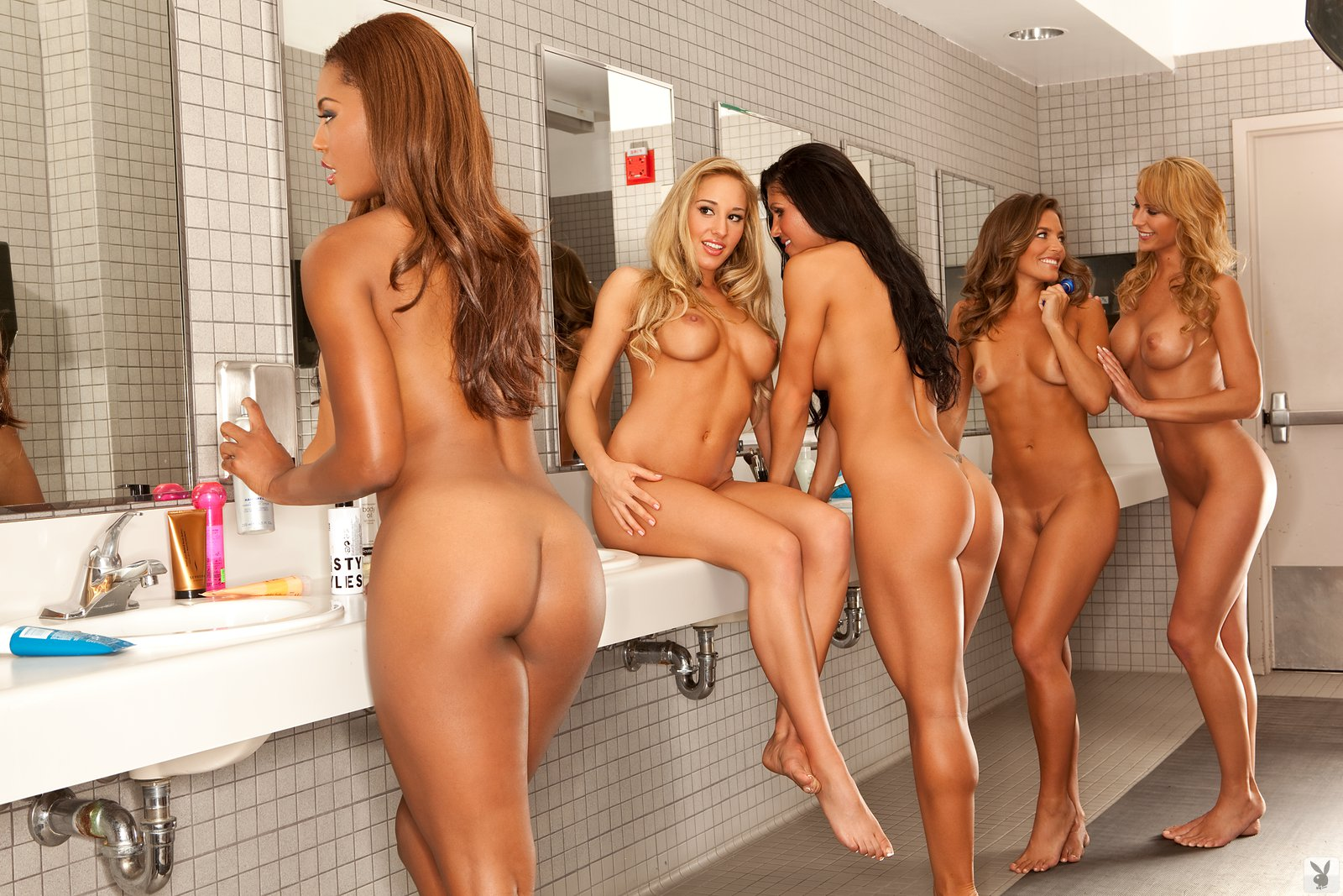 playboy bunnies today nude
