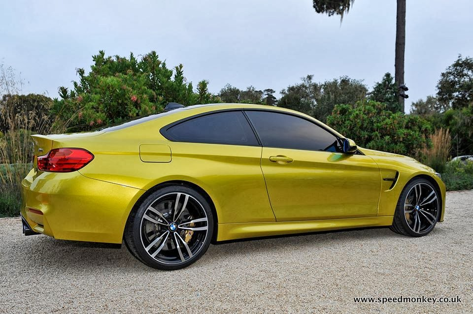 Speedmonkey BMW M Coupe Concept More Info And More Photos From - 2013 bmw m4