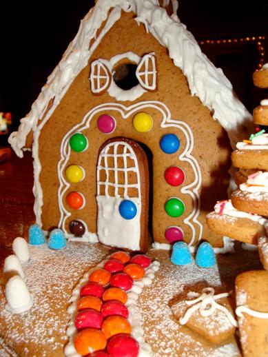 Fantastic hobby: Kućica od medenjaka