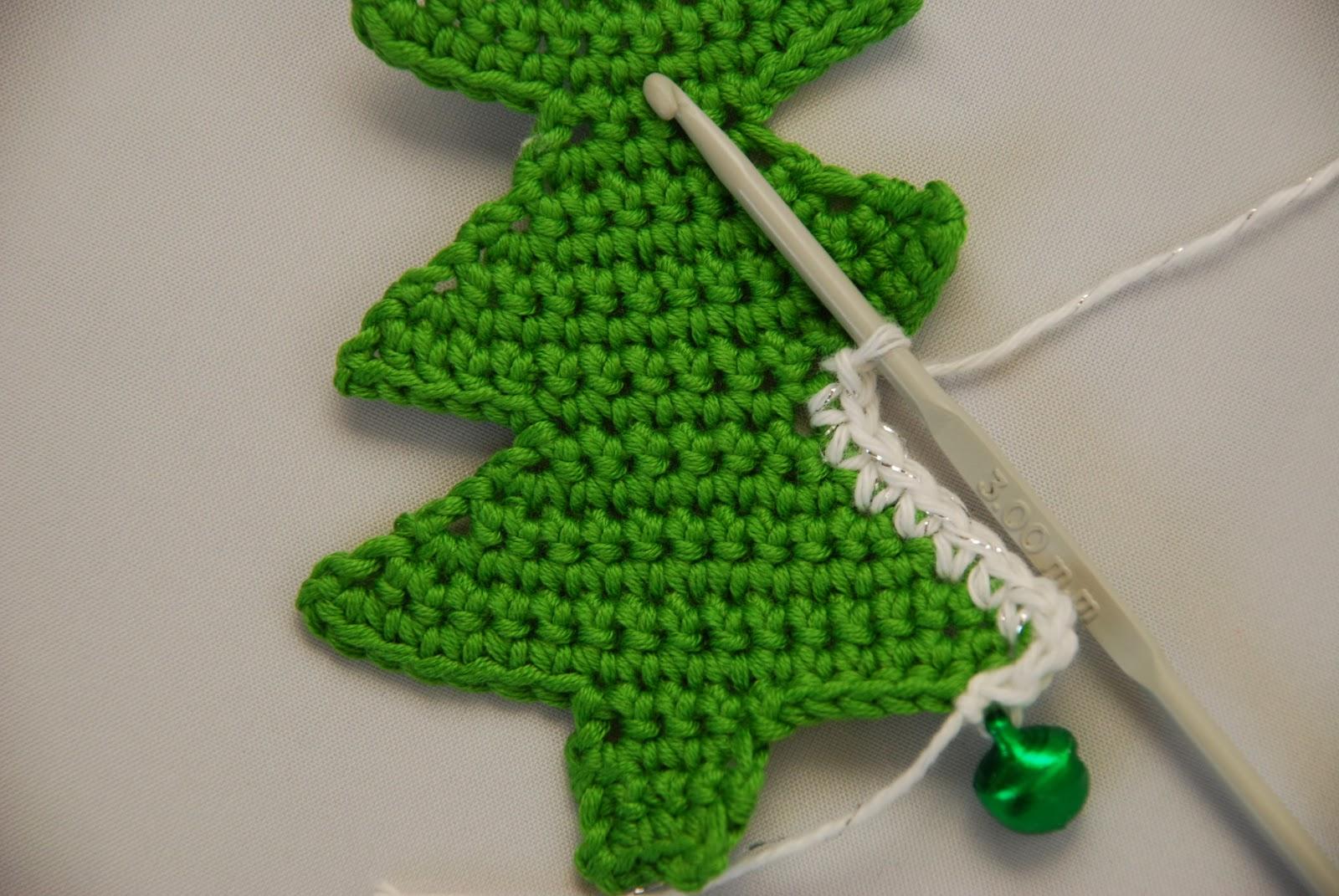 Узор ёлочка вязание крючком
