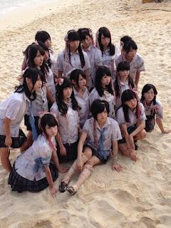 Chart Tangga Lagu Jepang Terbaru Juli 2013