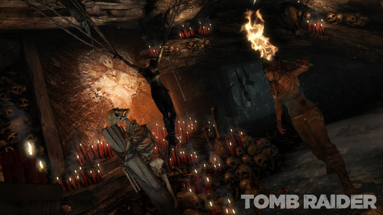 Download Tomb Raider: Survival Edition FULL+MULTI 14