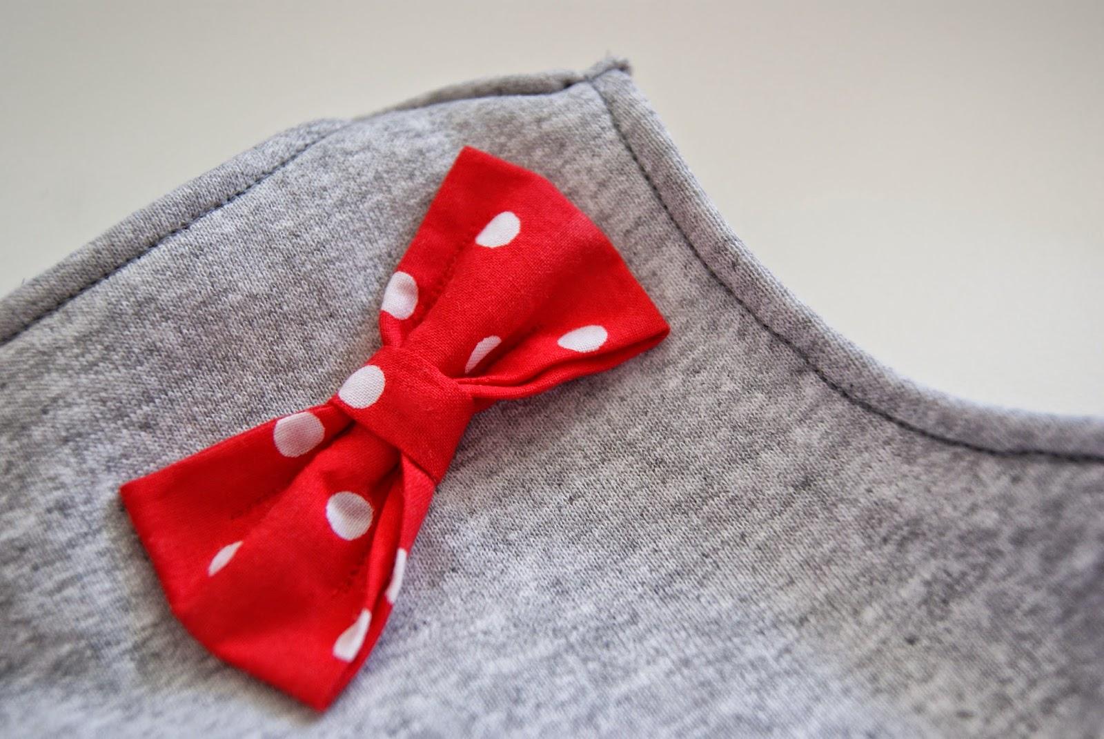 sukienka dresowa niemowlęca