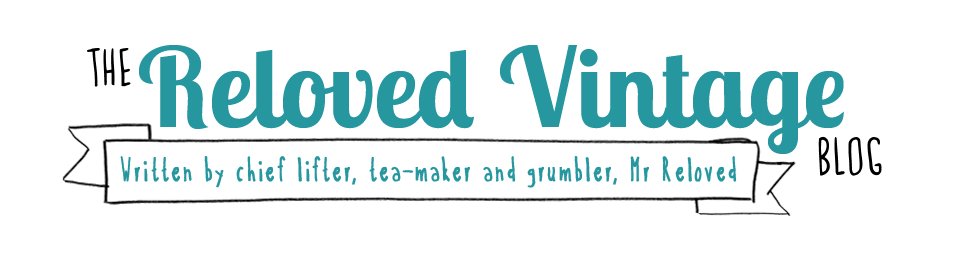 The Reloved Vintage Interiors Blog