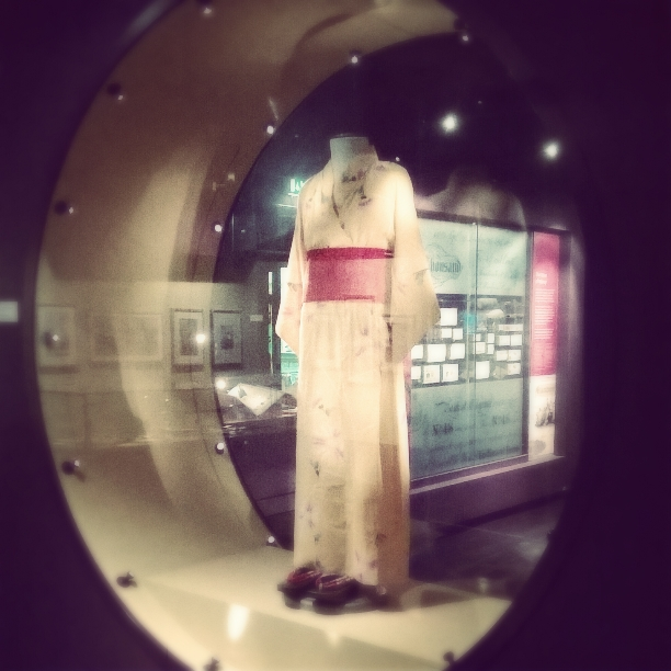 Japanese fashion, Blackburn Museum
