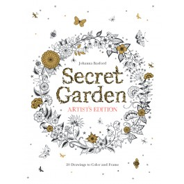 Summary From The Publisher That Brought You Hugely Successful Secret Garden And Enchanted Forest By Johanna Basford