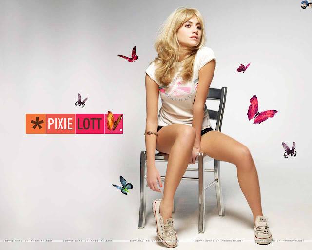 Pixie Lott wallpaper