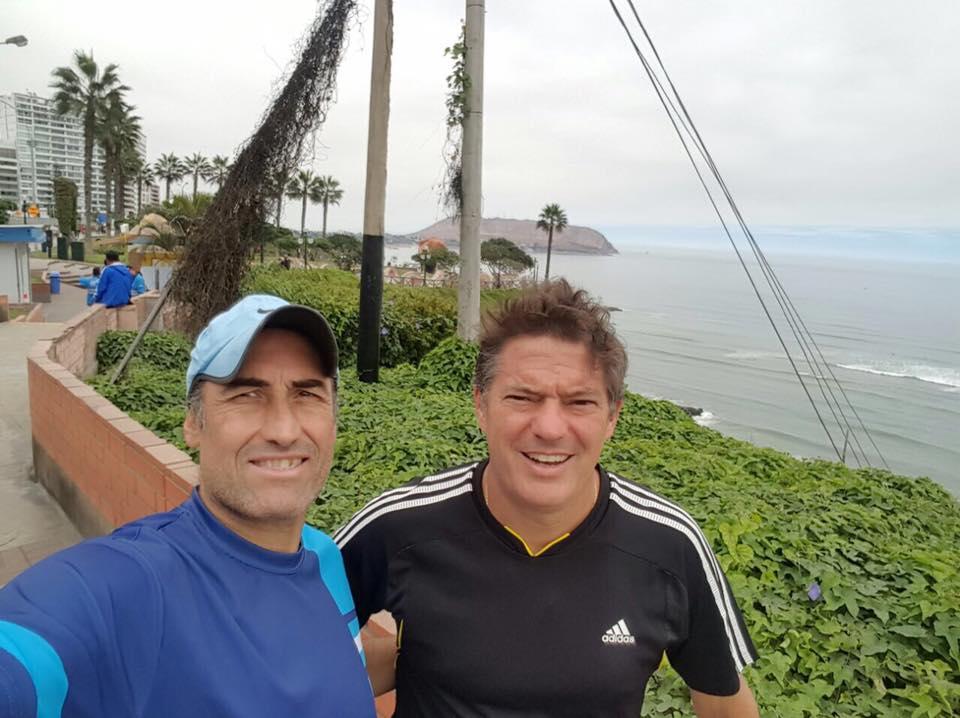 """ITF SENIORS GRADO """"A"""" Miraflores-Perú-LLEGAN LAS FINALES"""