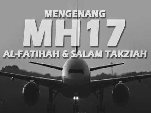 Sebenarnya 24 jenazah mangsa MH17 sudah dibawa pulang