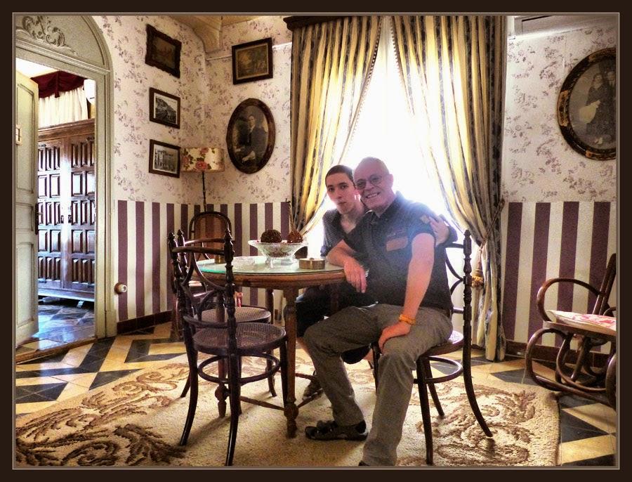 ALBALATE DEL ARZOBISPO-HOTEL-RURAL-VIAJES-PINTURA-PREMIOS-CONCURSOS-EXPOSICIONES-ESPAÑA-JAN DESCALS-FOTOS-PINTOR-ERNEST DESCALS-