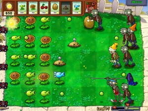 game plants zombies