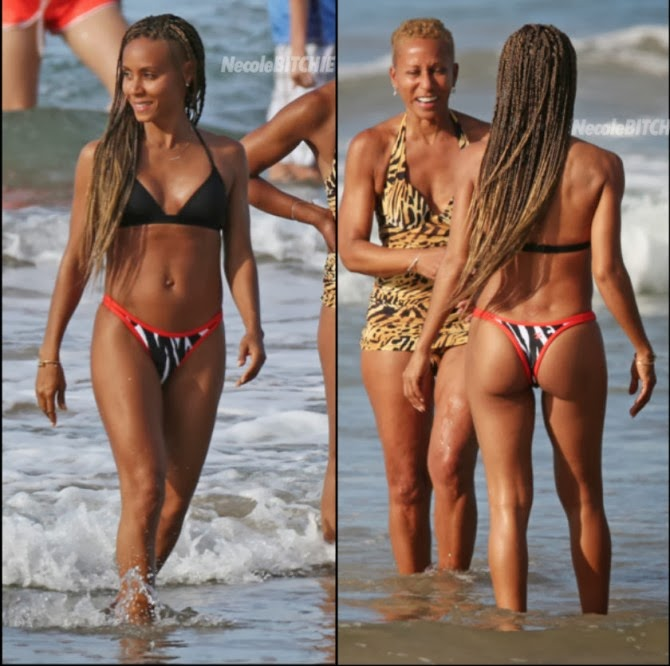 Naked pictures of jada pickett — 1