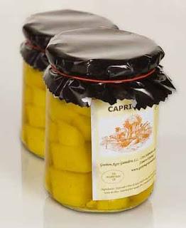 queso de oveja en aceite