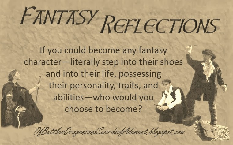 Fantasy Reflections: Identity Theft
