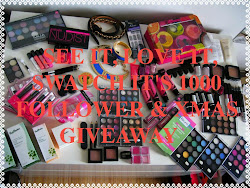 See it, love it, swatch it Giveaway